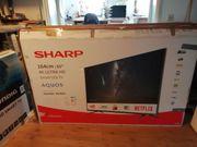 Sharp 4K Ultra HD Smart