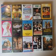 Spilfilme Dokumentationen Reiseführer VHS