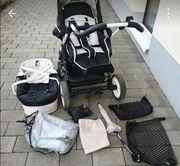 Kinderwagen Buggy von Hartan SPRINT