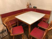 Esszimmer Eckbank Tisch Stühle