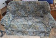 2 Sitzer Sofa mit Schublade