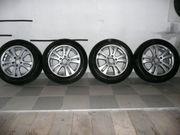 Winterkompletträder auf Alu für MB