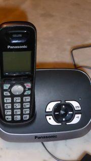Telefon schnurlos DECT Panasonic mit