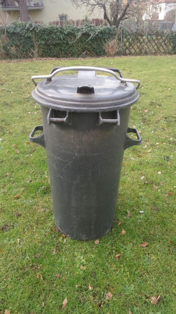 50L SULO Mülltonne Mülleimer Kuttereimer