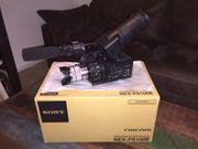 Sony NXCAM NEX-FS100E Camcorder