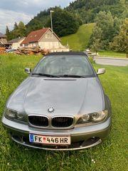 BMW 318CI Cabrio E46