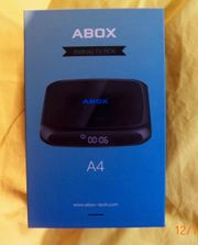 In OVP ABOX A4 Android