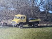 Unimog 404 Unikat EZ 1956