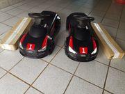2x Audi Sport Rutschautos