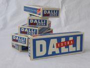 6 x alte Doppel-Schachtel Nostalgie