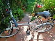 Klapp Fahrräder