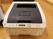 Farblaserdrucker Brother HL-3070CW mit 8