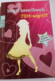 Flirt-Angriff Jugenbuch
