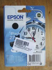 EPSON DRUCKERPATRONE SCHWARZ 17 7ml