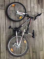 - Ein gebrauchtes MTB-Jungen-Fahrrad zu verkaufen -