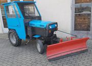 Agria-Viking 5900 Kompaktschlepper Traktor Schneeschieber