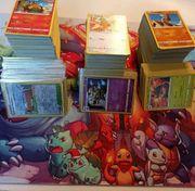 1170 Pokemon karten