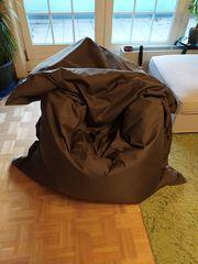 Sitzsack Bean Bag dunkelgrün