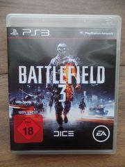 PS 3 Spiel Battlefield 3
