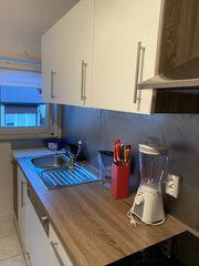 Küchenzeile mit Gerätenö