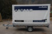 PKW Anhänger 3 m mieten in