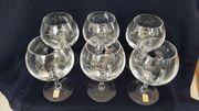 6 Original Nachtmann Bleikristallgläser