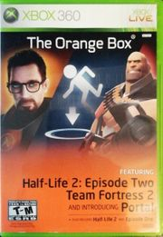 Xbox One 360 The Orange