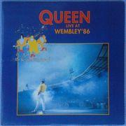 Queen - Live At Wembley 86