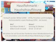 Hausflohmark 31 10 in Groß-Umstadt