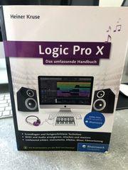 Logic Pro X Handbuch