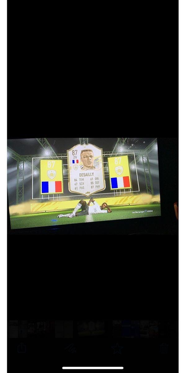 FIFA Account mit 3 6