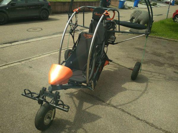 Condor Trike Doppelsitzer Motorschirm Dosi