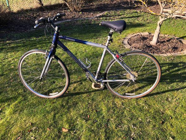 Cannondale SP1000 - die Fahrrad-Legende aus