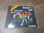 Hörspiel - CD Die drei