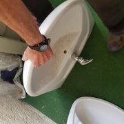 Handwaschbecken klein und groß
