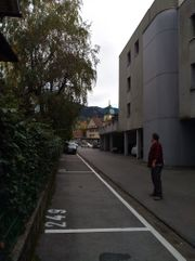Parkplatz DORNBIRN fast Stadtmitte Autoabstellplatz