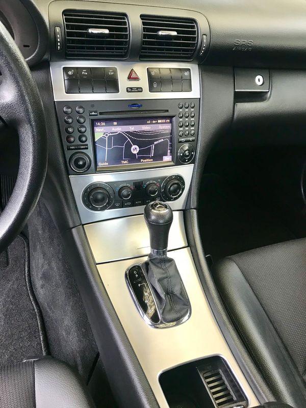 Mercedes CLC230 Sport Coupe