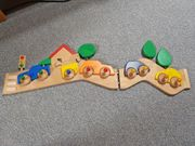 Kindergarderobe Holz