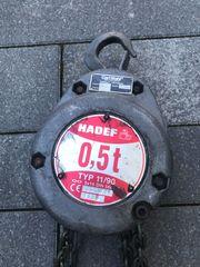 Gebrauchter HADEF KarlStahl gut erhaltener