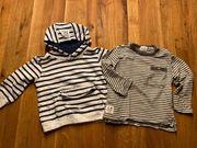 Hoodie Pullover ZARA Gr 86