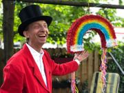 Zauberer für Kinder Familien Kitas