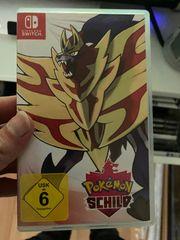 Pokemon Schild für Nintendo Switch