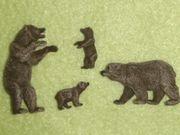 Preiser H0 1 87 Braunbären