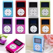 MP3 Player mit LCD Display
