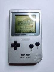 Nintendo Gameboy Pocket Konsole Handheld