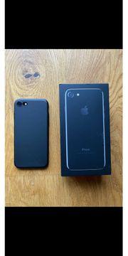 IPhone 7 128GB schwarz neuer