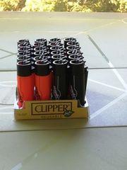Feuerzeuge Clipper