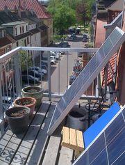 2 PV-Module Balkonmodule Solarmodule 500