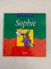 Namensbuch von Sophie Mein kleines