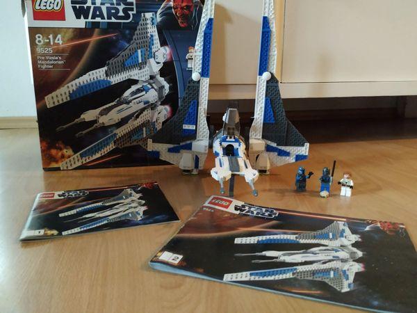 Lego Star Wars 9525 Pre